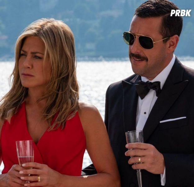 Murder, Mystery : le film de Jennifer Aniston et Adam Sandler explose les scores sur Netflix