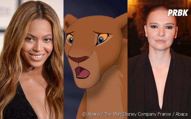 Le Roi Lion : Beyoncé Knowles et Anne Sila, les doubleurs de Nala