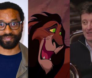 Le Roi Lion : Chiwetel Ejiofor et Michel Lerousseau, les doubleurs de Scar