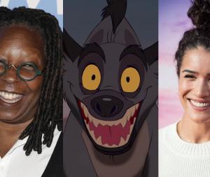 Le Roi Lion : Whoopi Goldberg et Sabrina Ouazani, les doubleurs de Shenzi