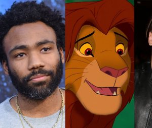 Le Roi Lion : Donald Glover et Rayane Bensetti, les doubleurs de Simba