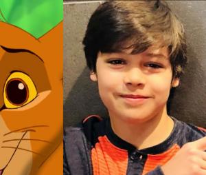 Le Roi Lion : JD McCrary et Lorik Saxena, les doubleurs de Simba version jeune