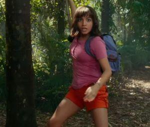 Dora L'Exploratrice : Isabela Moner en reine de la jungle dans la bande-annonce