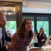 Elisa Tovati en pleine crise d'hystérie dans un restaurant à cause d'Angèle : oui, c'était du fake