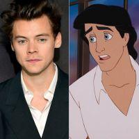 La Petite Sirène : Harry Styles en Prince Eric dans le remake en live-action ?