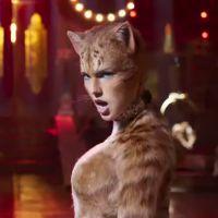 Cats : Taylor Swift mi-humain, mi-chat dans une première bande annonce qui divise