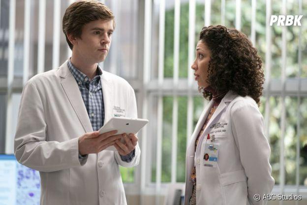Good Doctor saison 3 : Carly plus présente !