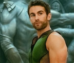 Chace Crawford est The Deep.