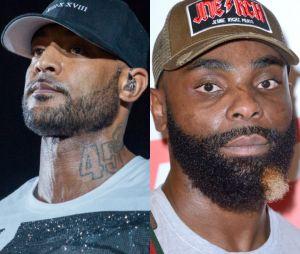 Booba VS Kaaris : leur combat de MMA bientôt annulé ?