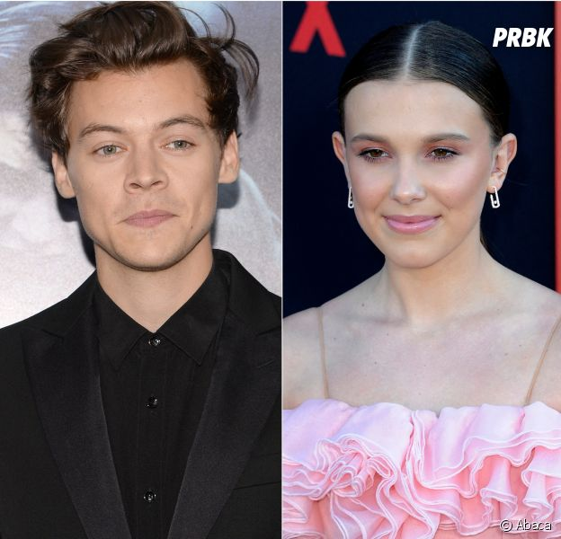 Harry Styles et Millie Bobby Brown en couple ? Les fans mitigés