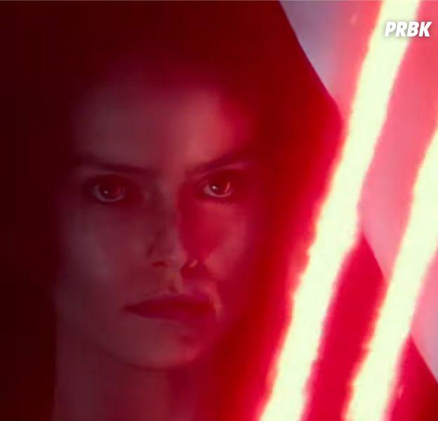 Star Wars 9 : Rey passe du côté obscur dans une bande-annonce incroyable