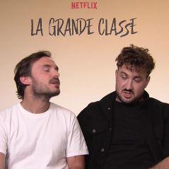 La grande classe : Jérôme Niel et Ludovik retournent en enfance pour notre Interro Surprise