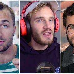 Squeezie, Cyprien, PewDiePie... Le nouveau top des youtubeurs les plus populaires sur le web FR