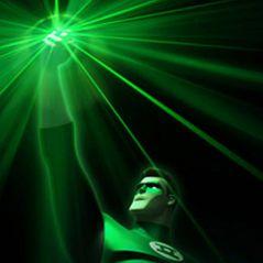 Green Lantern ... de la BD au cinéma et ... du cinéma à la série télé