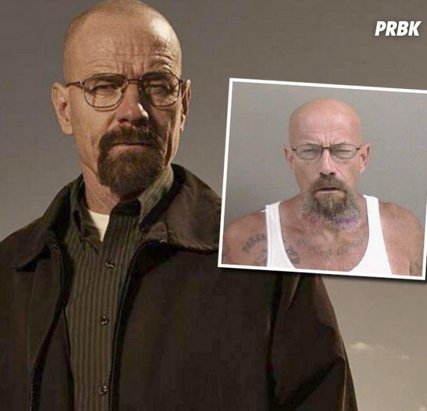 Breaking Bad : le sosie de Walter White recherché par la police