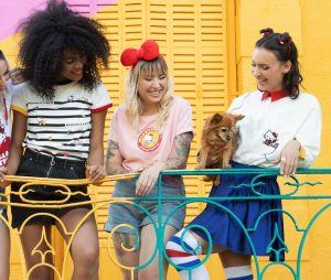 Natoo x Hello Kitty : pour les 45 ans de la souris nippone, la YouTubeuse a dévoilé une collab stylée avec sa marque Joyau Magique