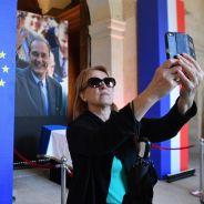 Hommage à Jacques Chirac : des selfies devant le cercueil indignent et choquent les internautes