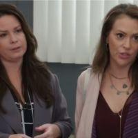 Grey's Anatomy saison 16 : Alyssa Milano et Holly Marie Combs dans la bande-annonce de l'épisode 3