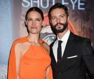 Jason Behr et sa femme Kadee Strickland à une soirée en 2018