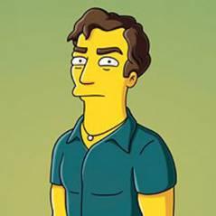 Les Simpson saison 22 ... Hugh Laurie réagit sur sa caricature