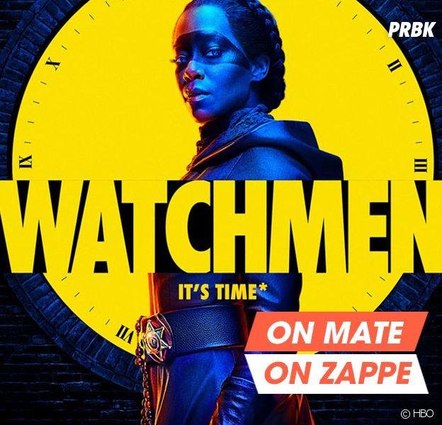 Watchmen : faut-il regarder la série ?
