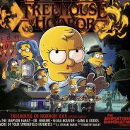 Les Simpson parodie Stranger Things pour Halloween et c'est génial