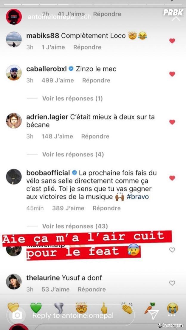 Booba VS Lomepal : le clash qui agite les réseaux sociaux