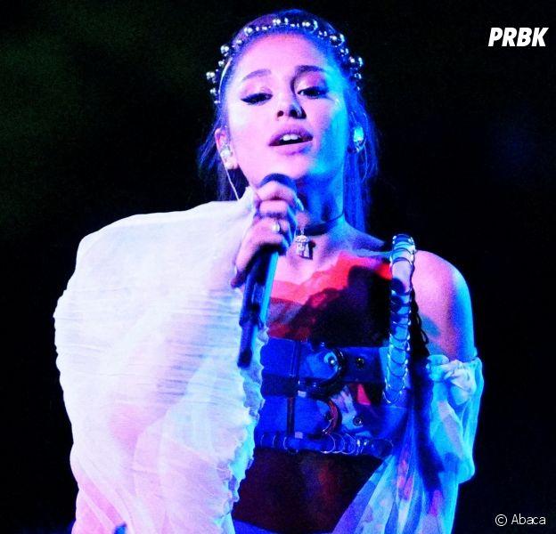 Ariana Grande apprend sa victoire aux NMA 2019 grâce à une fan sur Twitter