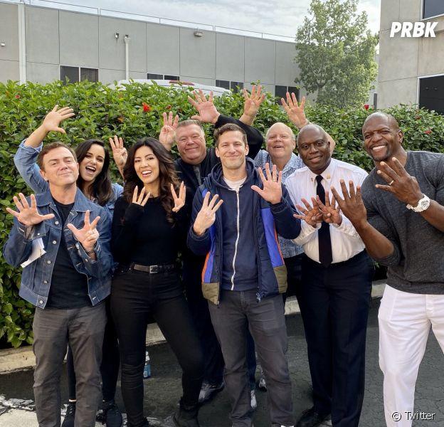 Brooklyn Nine-Nine renouvelée pour une saison 8