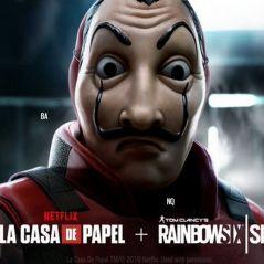 La Casa de Papel en jeu vidéo : la série s'associe à Rainbow Six Siege pour une mission spéciale