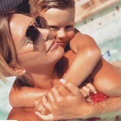Amélie Neten accusée d'utiliser son fils Hugo pour l'argent, elle répond et se défend