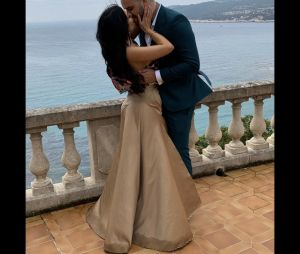 Nikola Lozina de nouveau en couple avec Laura Lempika : il officialise