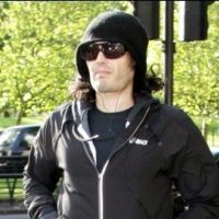 Photos ... Russell Brand ... Il tient la forme pour Katy Perry
