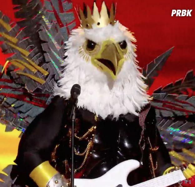 Mask Singer : quelle célébrité se cache sous l'aigle ? Les internautes persuadés de le savoir