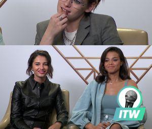 Kristen Stewart, Naomi Scott et Ella Balinska en interview sur PRBK pour la sortie de Charli's Angels
