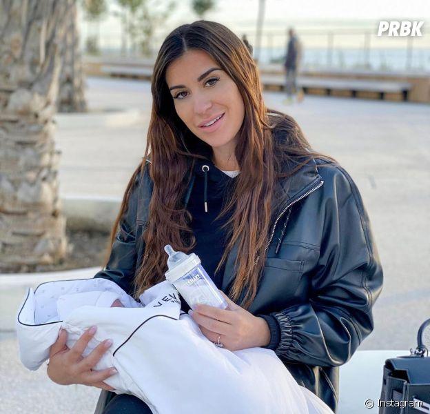 Martika Caringella maman : elle dévoile le visage de sa fille Mia