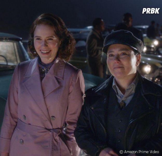 The Marvelous Mrs Maisel saison 3 est disponible sur Amazon Prime Video