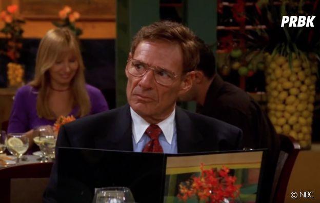 Friends : Ron Leibman (Leonard Green - le père de Rachel) est décédé
