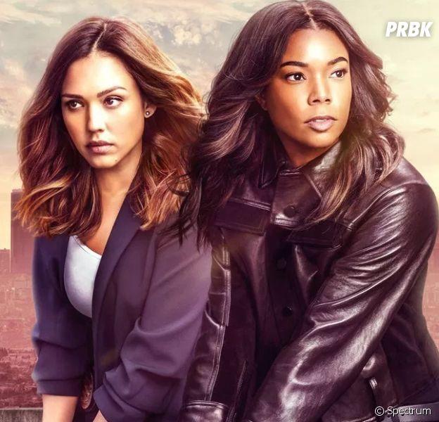 Los Angeles Bad Girls saison 1 : grave accident sur le tournage,Gabrielle Union et Jessica Alba se confient