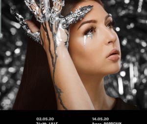 Eva Queen annonce une tournée des Zéniths dans toute la France