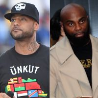 Booba et Kaaris condamnés à payer 45 000 euros après leur bagarre à Orly