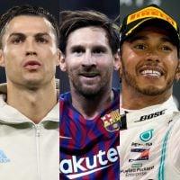 Cristiano Ronaldo, Lionel Messi, Lewis Hamilton... Top 10 des sportifs les mieux payés au monde