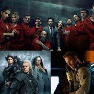 La Casa de Papel, The Witcher... le classement des séries et films les plus vus sur Netflix en 2019