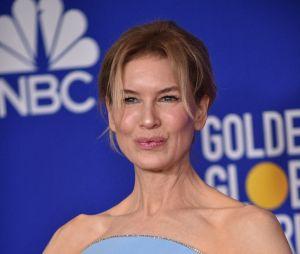 Renée Zellweger récompensée aux Golden Globes 2020 le 5 janvier à Los Angeles