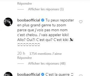 Booba déclare la guerre à Maes