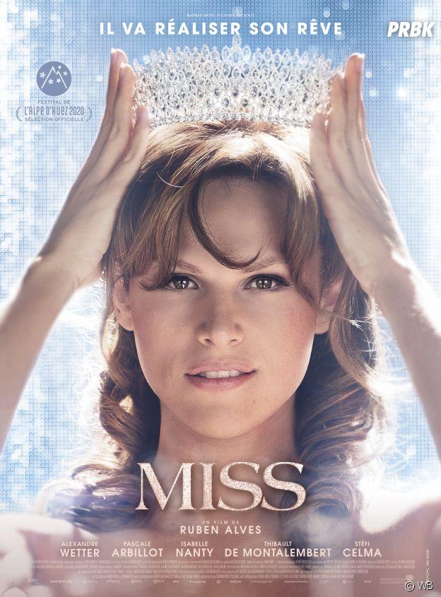 Miss : un homme prêt à tout pour devenir Miss France dans une intrigante bande-annonce