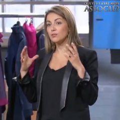 Sarah (Qui veut être mon associé) touche le jury avec des habits adaptés aux personnes handicapées