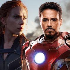 Black Widow : Iron Man présent dans le film ? Robert Downey Jr répond