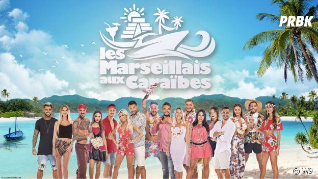 Les Marseillais aux Caraïbes débarquent le 17 février 2020 sur W9
