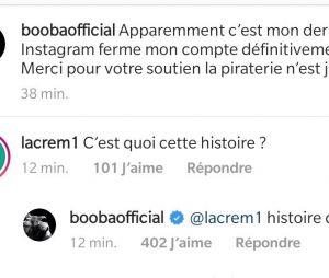 Booba : pourquoi son compte Instagram a-t-il été supprimé ?